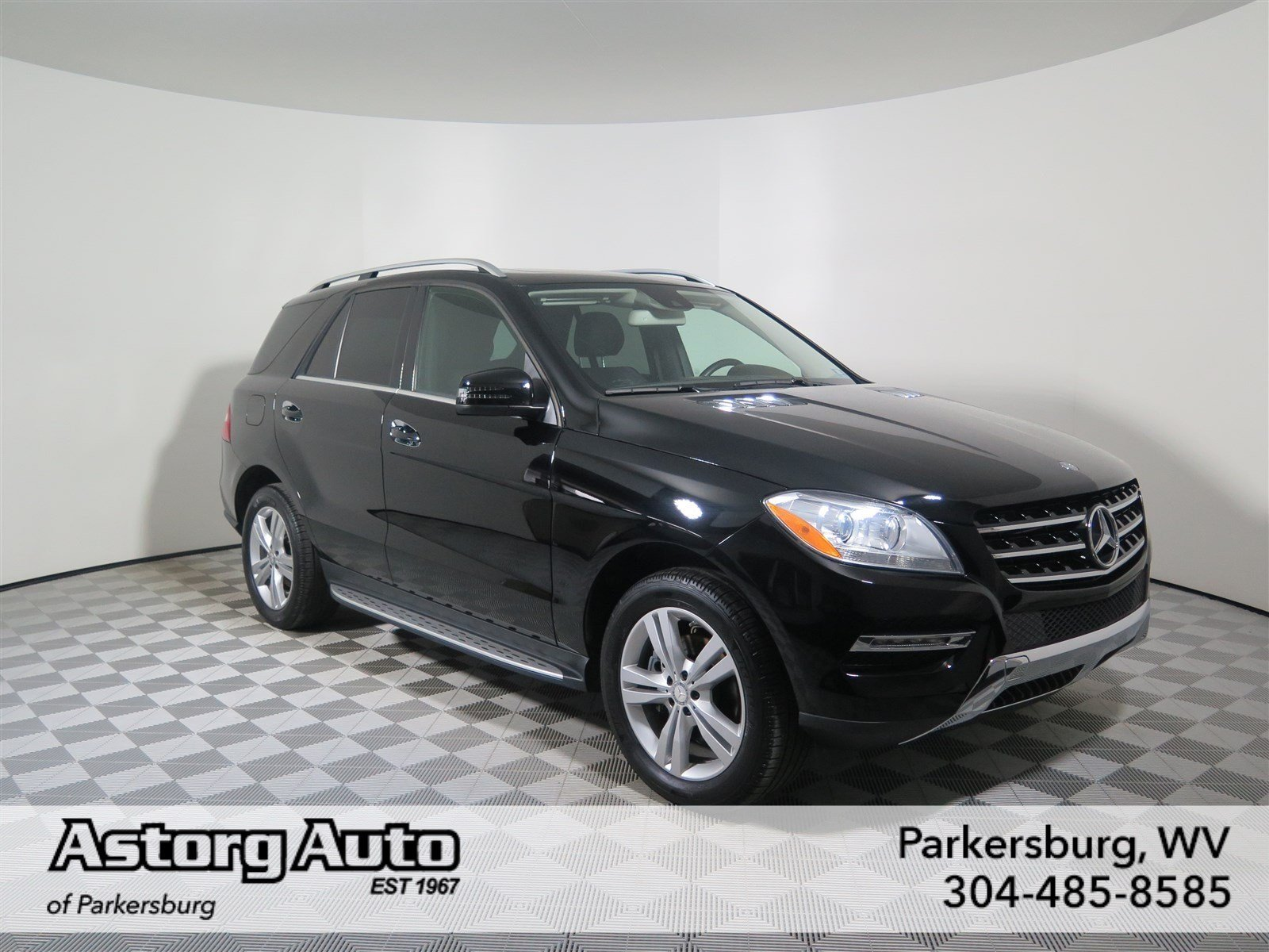 Certified pre owned 2014 mercedes benz m class ml 350 suv for Certified mercedes benz