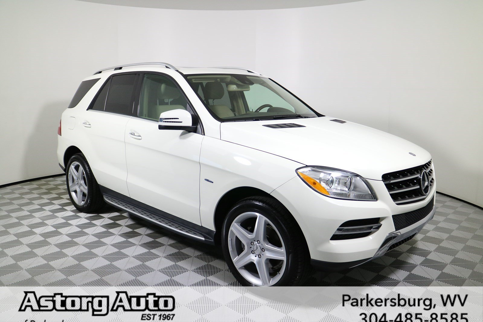 certified pre owned 2012 mercedes benz m class ml 350