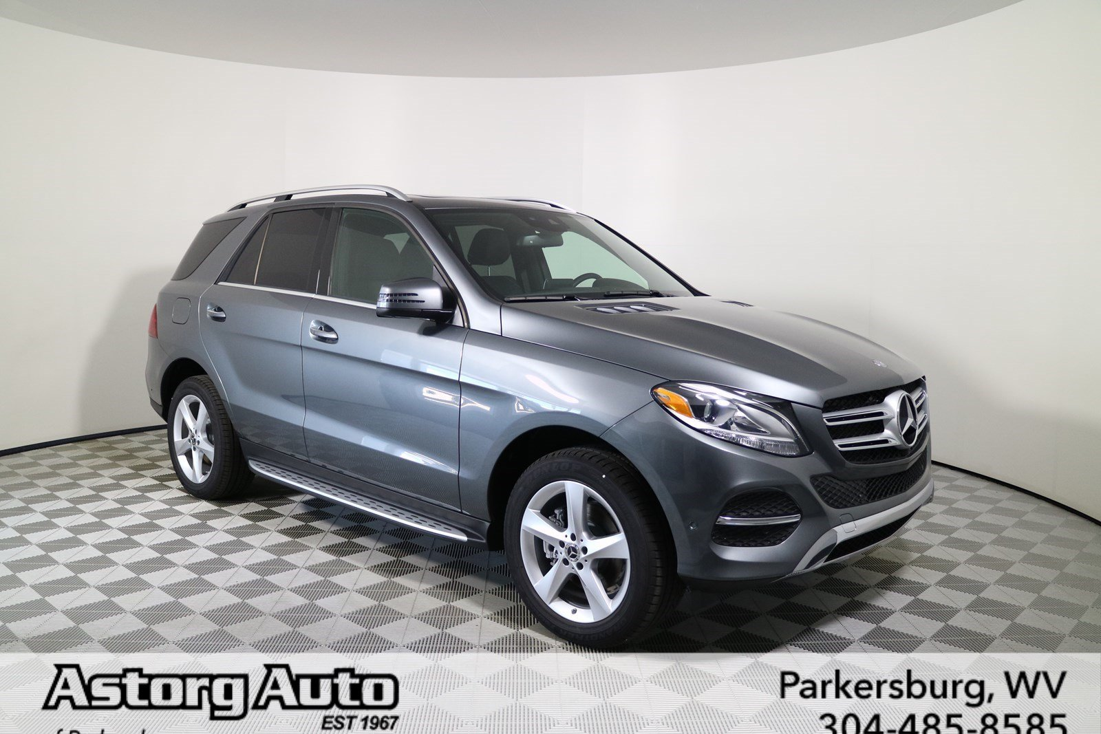 New 2017 mercedes benz gle gle 350 suv in parkersburg for Mercedes benz clk 350 suv