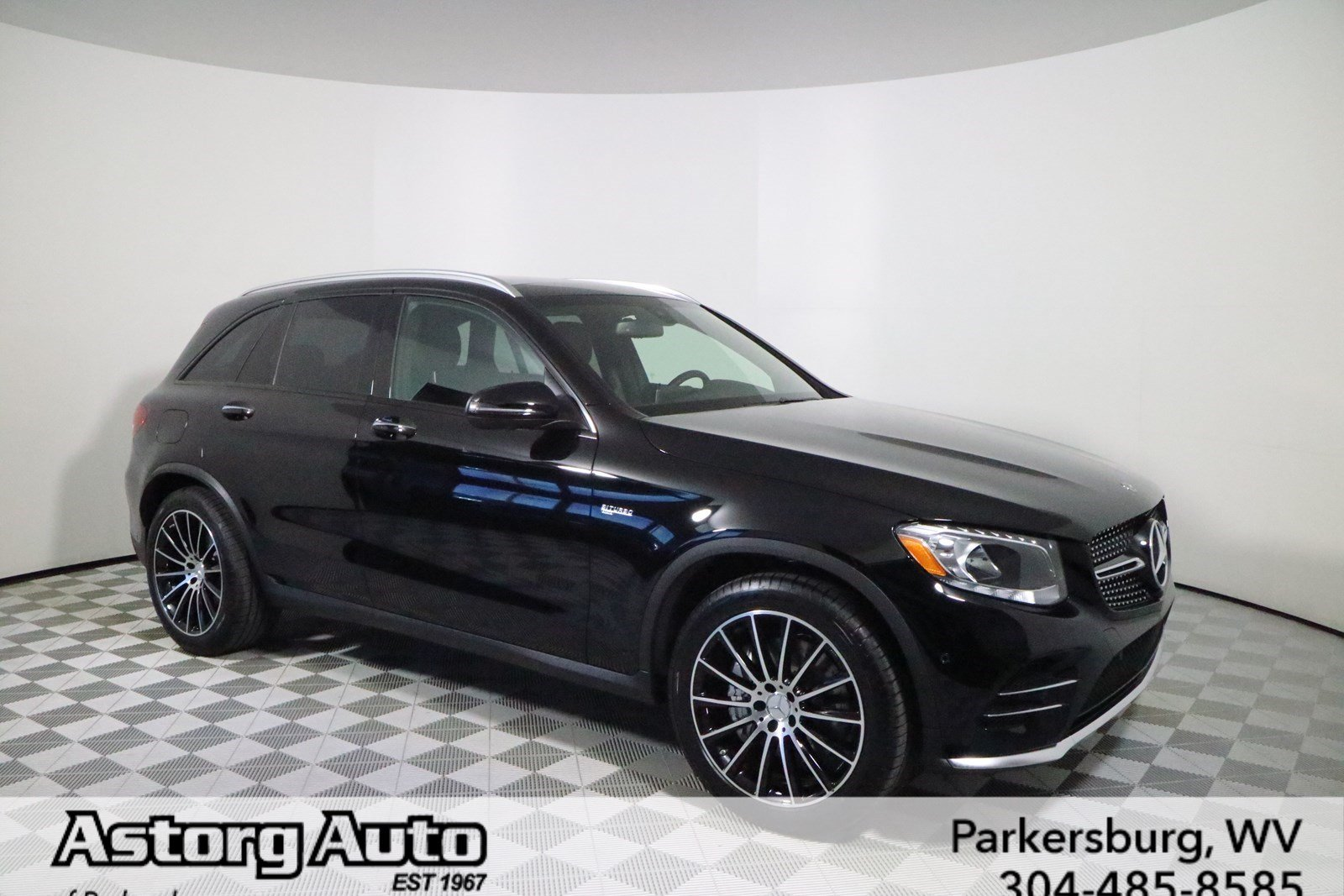 New 2018 mercedes benz glc glc 43 amg suv suv in for Mercedes benz amg suv