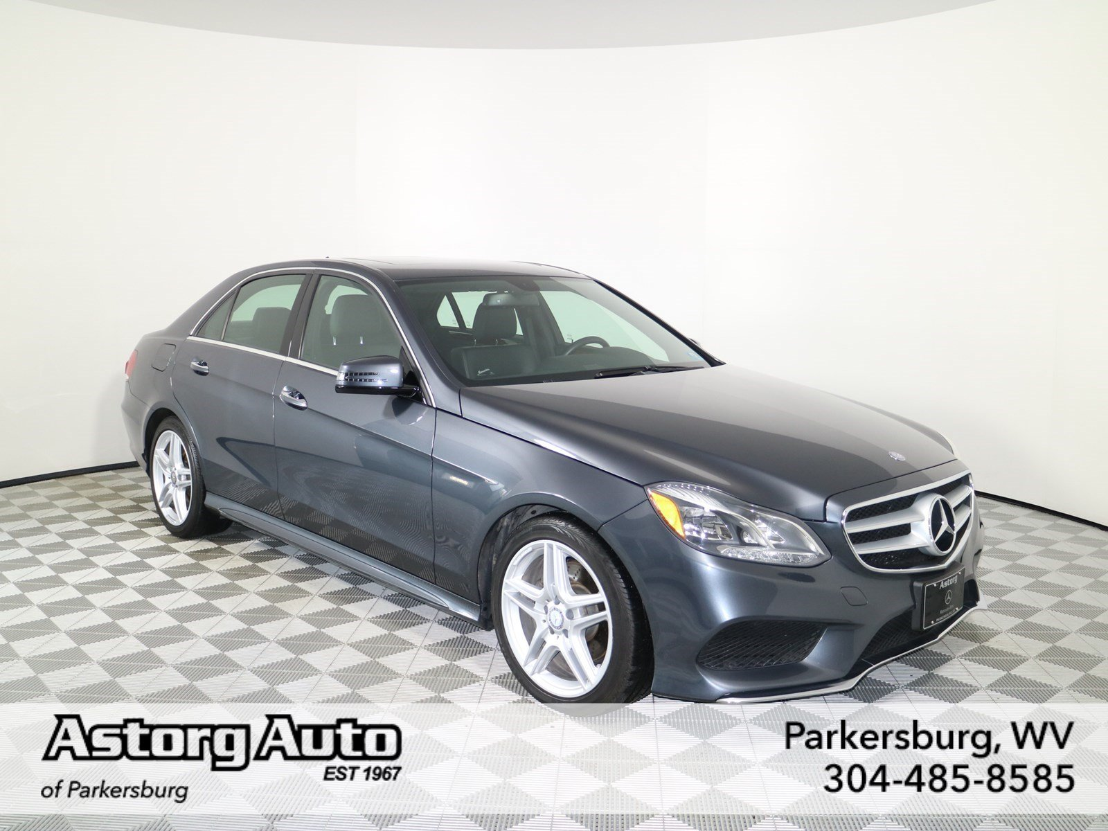 Certified pre owned 2014 mercedes benz e class e 350 sport for Pre owned e class mercedes benz