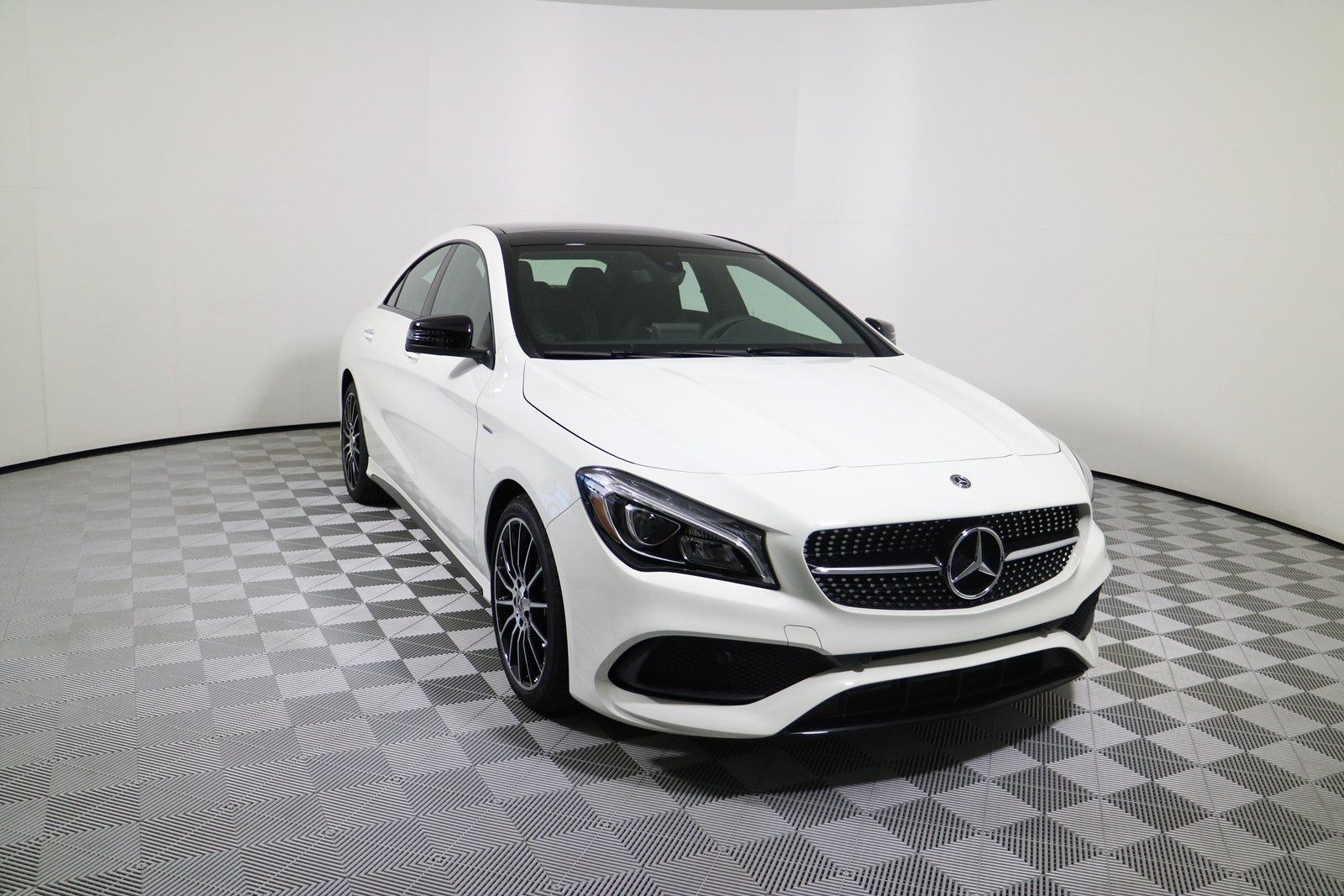New 2018 MercedesBenz CLA CLA 250 Coupe in Parkersburg M5579