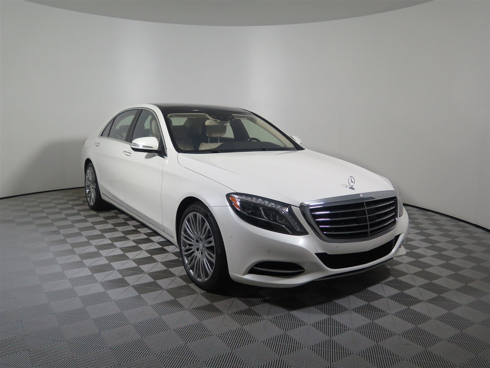 Certified pre owned 2017 mercedes benz s class s 550 sedan for Pre owned mercedes benz s class