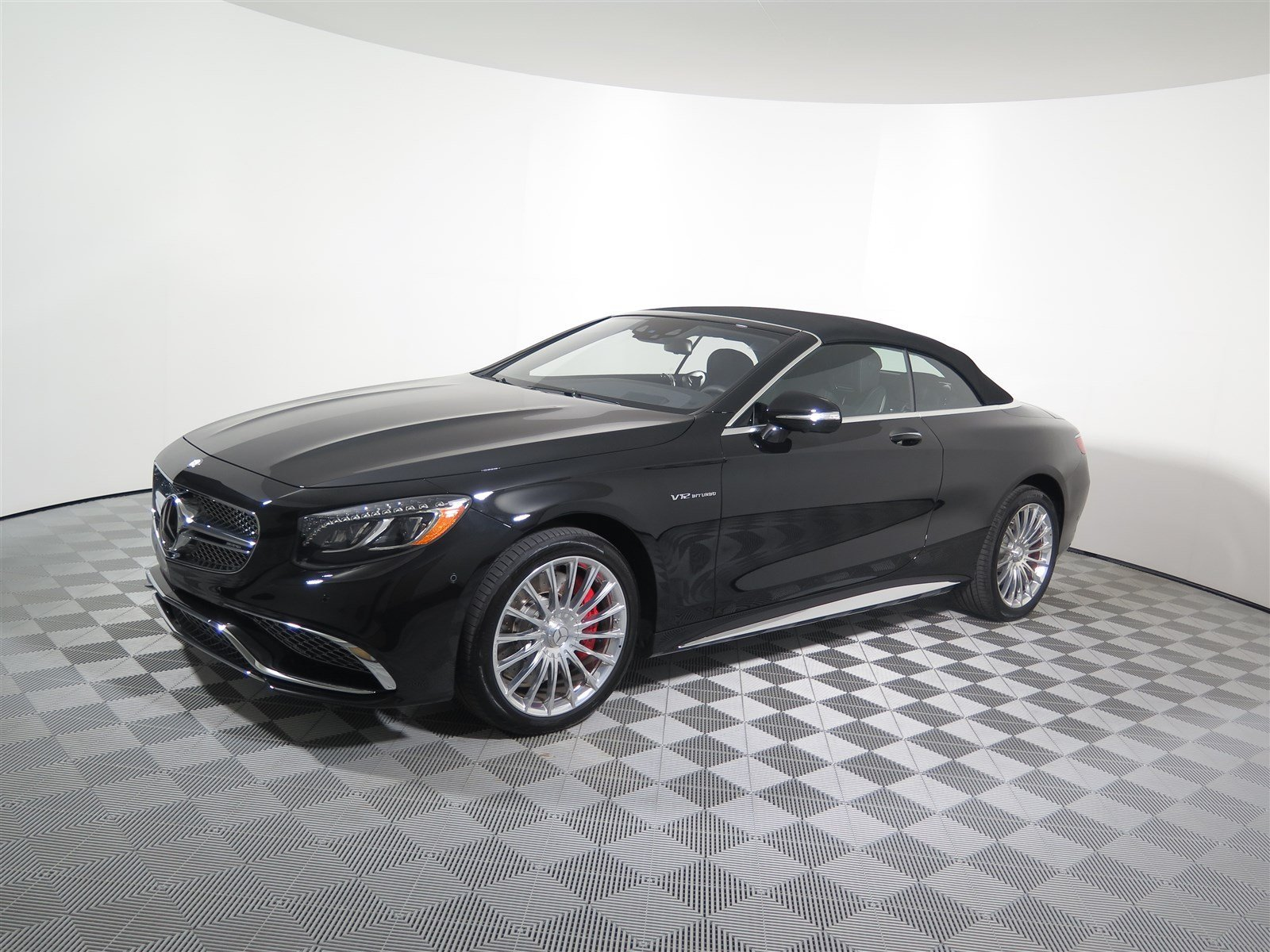 Pre owned 2017 mercedes benz s class s 65 amg cabriolet for Pre owned mercedes benz s class