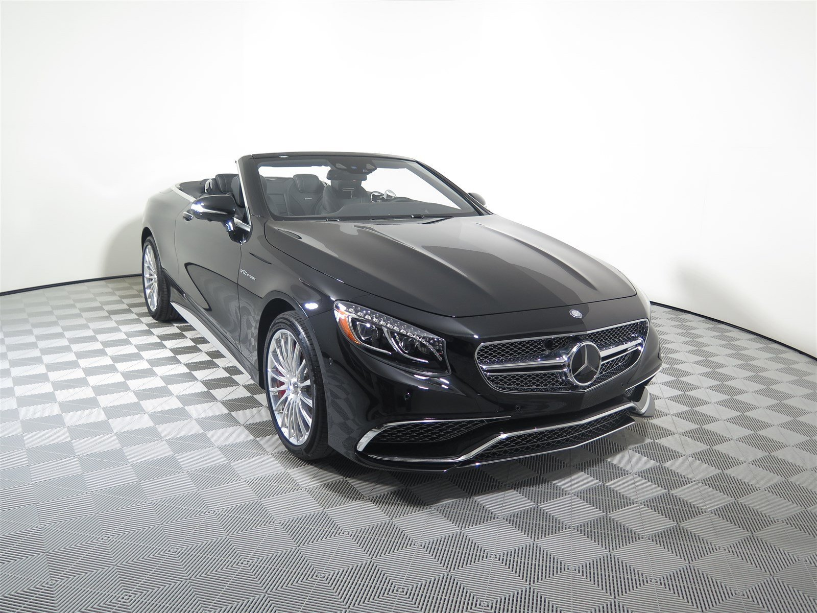 Pre owned 2017 mercedes benz s class s 65 amg cabriolet for Pre owned s class mercedes benz